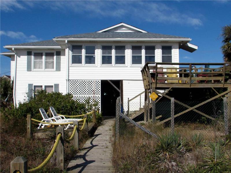 "1204 Palmetto Blvd -  "" Edgewater"" - Image 1 - Edisto Beach - rentals"