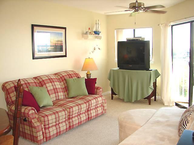 308 Bay Creek Villa - Edisto Marina - Image 1 - Edisto Beach - rentals