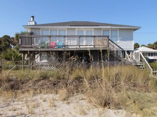 "420 Palmetto Blvd - ""Sweetwater"" - Image 1 - Edisto Beach - rentals"