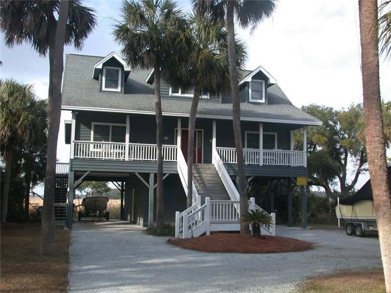 "901 Jungle Shores Dr.- ""Thompson"" - Image 1 - Edisto Beach - rentals"