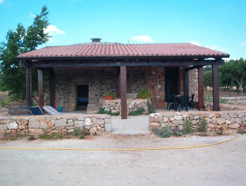 trullo del mandorlo - Trulli in Puglia surrounded by vegetation - Lecce - rentals
