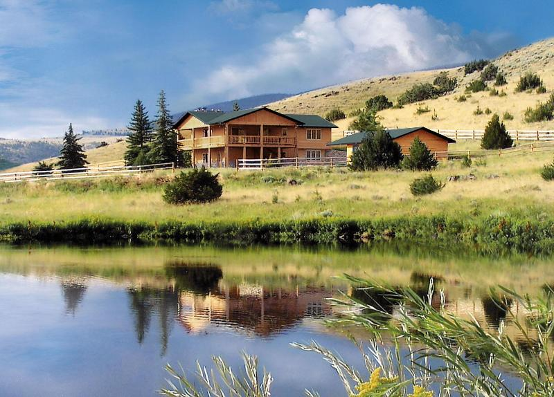 Cold Creek Cabin - Cold Creek Cabin - Ennis - rentals