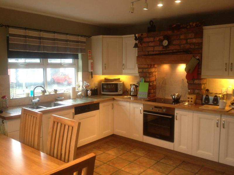 Kitchen - Tara Lodge 5 Star Holiday Accommodation - Castlerock - rentals