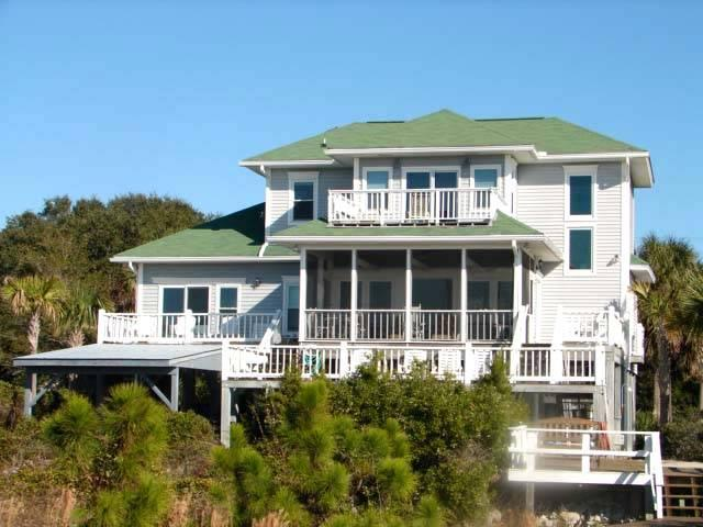 "3322 Palmetto Blvd. - ""Sea Worthy"" - Image 1 - Edisto Beach - rentals"