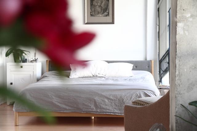 Bedroom - Modern Spacious Downtown Design Loft - KING WEST - Toronto - rentals