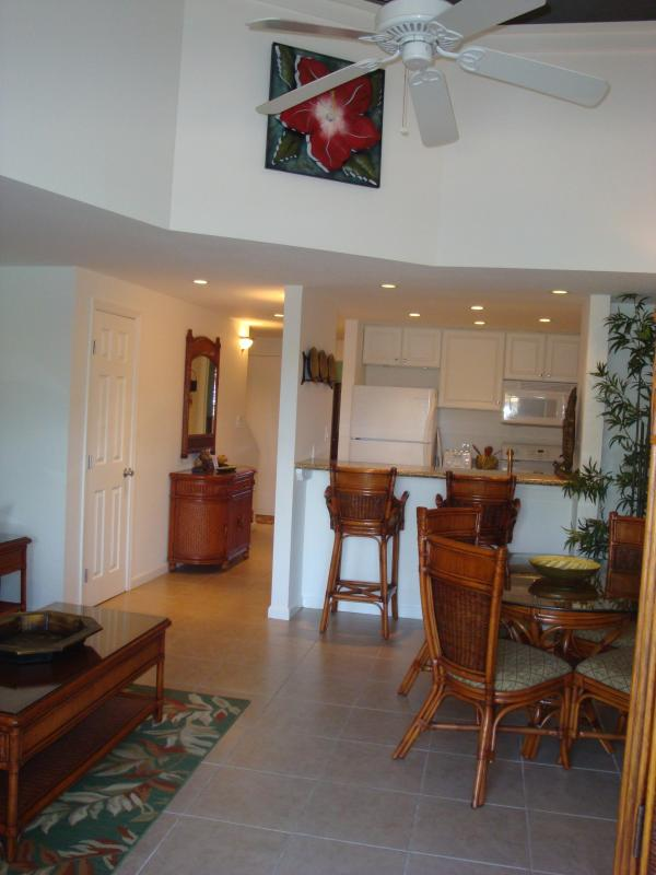 Living Area View From Lanai - Oct 13-27 $90/nt**Nov 3-17 $100/nt*Dec 1-5 $119/nt - Kihei - rentals