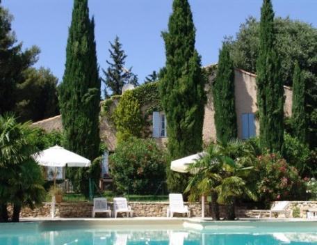 Aix En Provence Charming Farmhouse Holiday Rental with a Pool - Image 1 - Aix-en-Provence - rentals