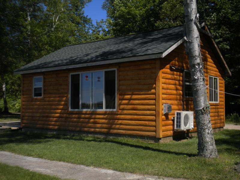 Outside View - Northern Lakefront Comfort  #11 - Deer River - rentals