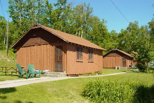 Outside View - Comfortable, Clean, Lakefront, & Low Budget   #8 - Deer River - rentals