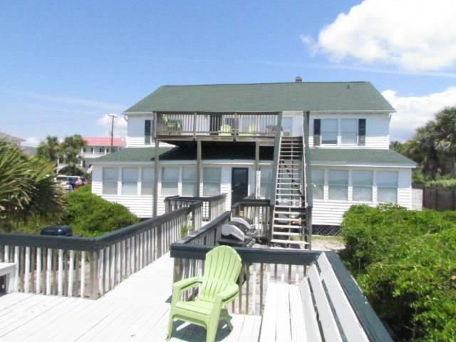 "1208 Palmetto Blvd - ""Ocean Villa #2"" - Image 1 - Edisto Beach - rentals"