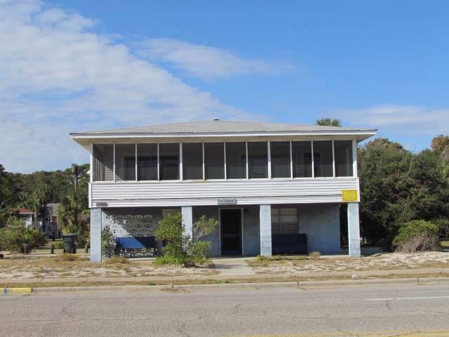 "1705 Palmetto Blvd - ""The Painted Bunting"" - Image 1 - Edisto Beach - rentals"