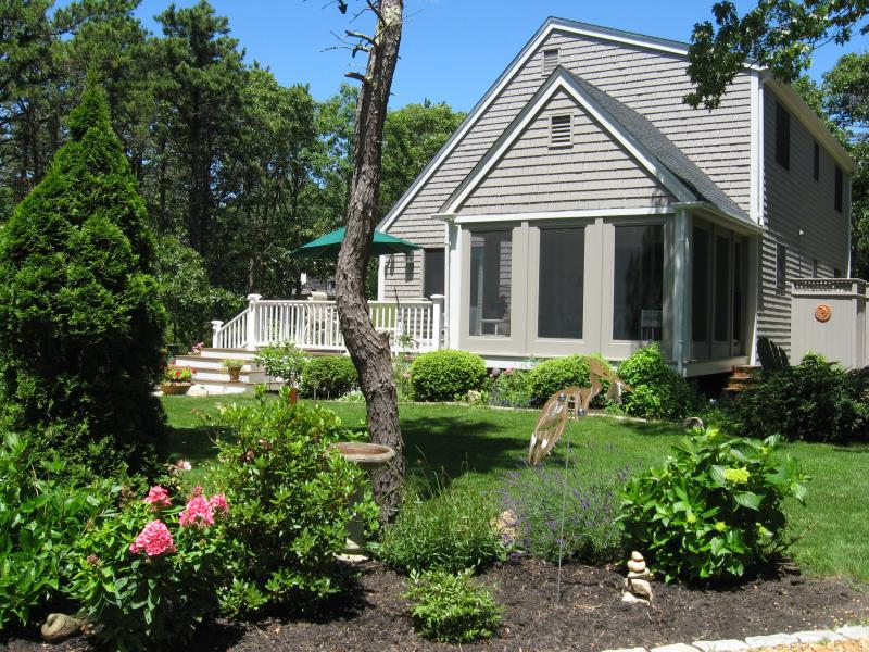MV House Garden - Martha's Vineyard Edgartown Katama - Edgartown - rentals