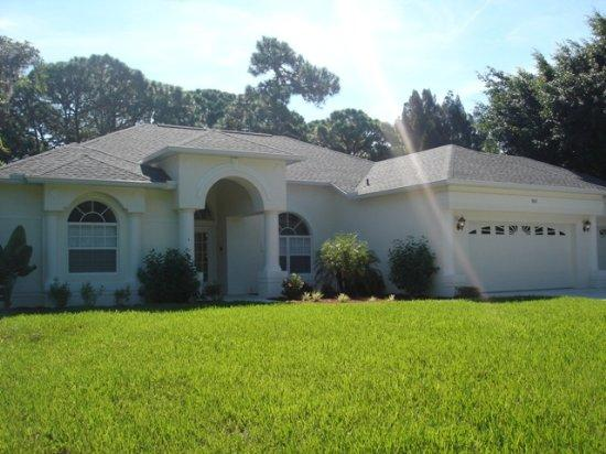 Picturesque House with 4 BR, 3 BA in Venice (Manasota 12 - 5867 Miami Rd) - Image 1 - Venice - rentals