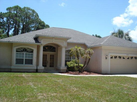 Manasota 3 - great home with huge pool mins beach - Image 1 - Englewood - rentals