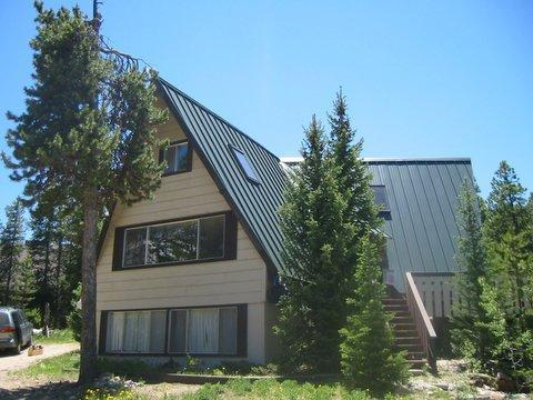 Piney Point Chalet in the summertime - Piney Point Chalet - a great family getaway! - Dillon - rentals