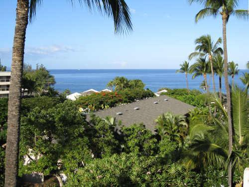 View from Lanai (balcony) Unit C618 - Sale July through October $90-$165 1 & 2 bedroom - Kihei - rentals