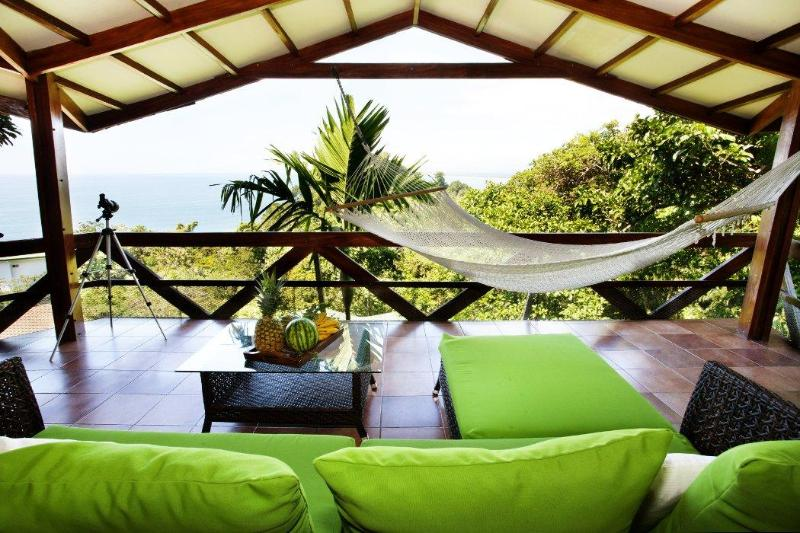 Fantastic ocean views - Villa Mot Mot - Ocean Views, Wildlife & Beach - Manuel Antonio National Park - rentals