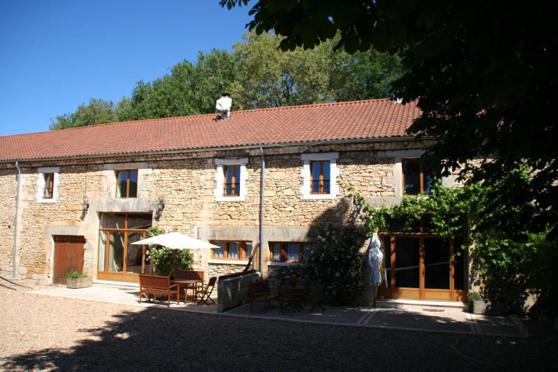 Les Gites Trepart, Domain de Trepart, Dordogne - Les Gites Trepart, L'Ecurie Gite ***** Brantome - Thiviers - rentals
