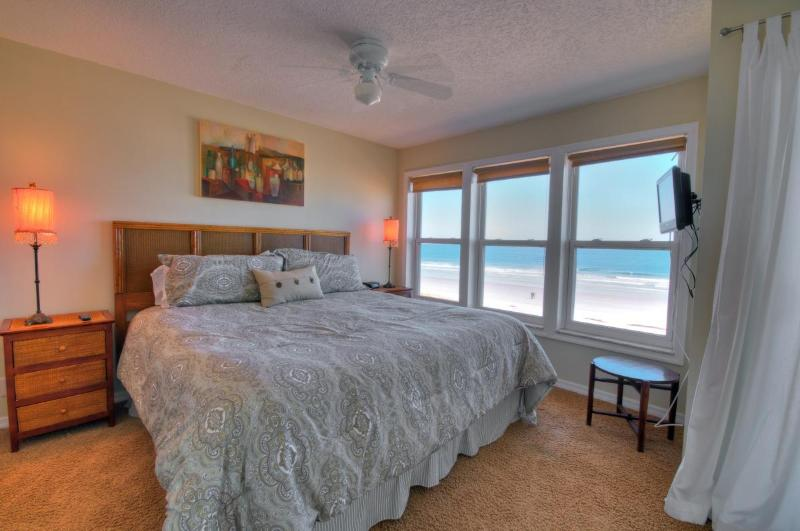 Oceanfront Luxurious Townhouse w 2 person Jacuzzi - Image 1 - Saint Augustine Beach - rentals