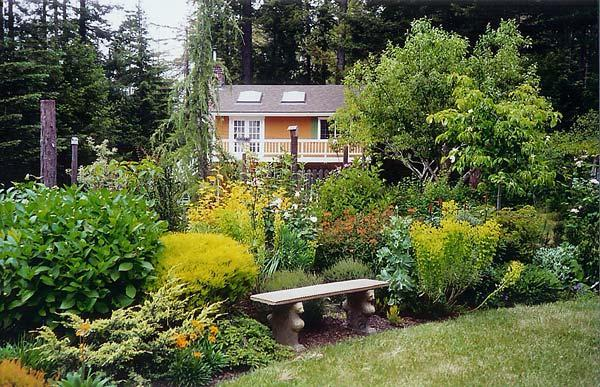 gardenview - La Petite Maison - Mendocino - rentals