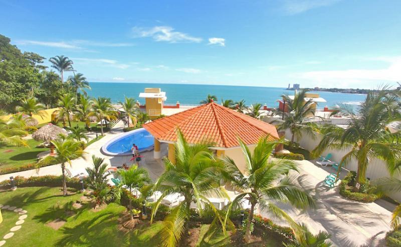 Bahio, Pool And The Ocean At Playa Serena - 19th Floor Oceanfront Condo-Sleeps 2 - 6 W/ Views - Gorgona - rentals