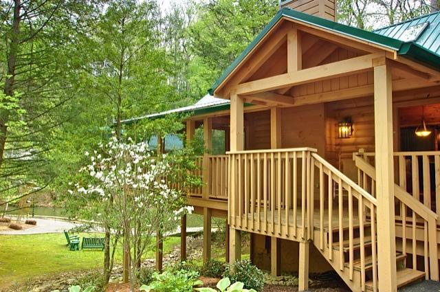 Woodland Oasis - WOODLAND OASIS--The Name Says it All - Pigeon Forge - rentals