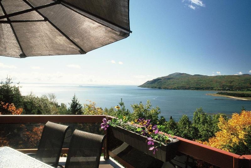 img12 - Breathtaking view of the river and the hills - Baie-St-Paul - rentals