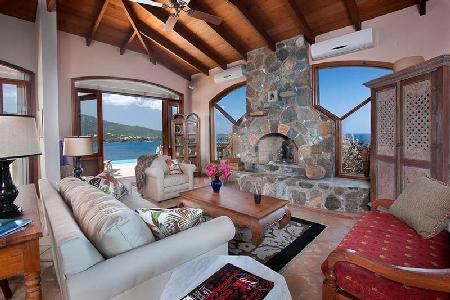 Stargate - Unique Villa, Unique Location atop Picara Point - Image 1 - Peterborg - rentals
