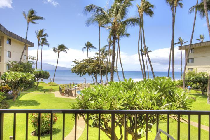Dead on Ocean Views! - Kanai a Nalu # 211 - Maalaea - rentals