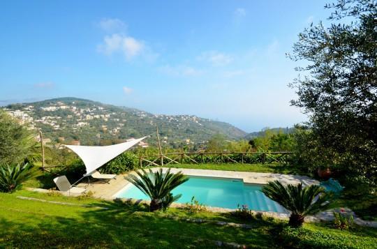 VILLA DEI GALLI - SORRENTO PENINSULA - Sant'Agata Sui Due Golfi - Image 1 - Sant'Agata sui Due Golfi - rentals