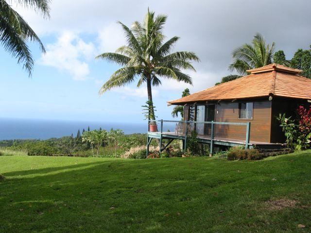 Anyashouse - Anyas house honeymoon cottage Hana Maui - Hana - rentals