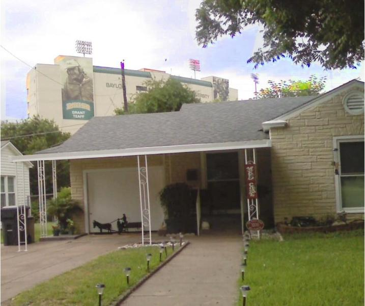 Centrally Located in the Middle of Waco - The Haley House - Waco - rentals