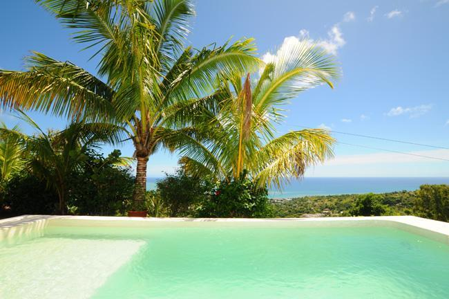 Pool L'escale - L'Escale with private pool in Rodrigues - Port Mathurin - rentals