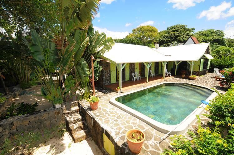 Villa Verde with private pool - Villa Verde - Trou d'eau Douce - rentals