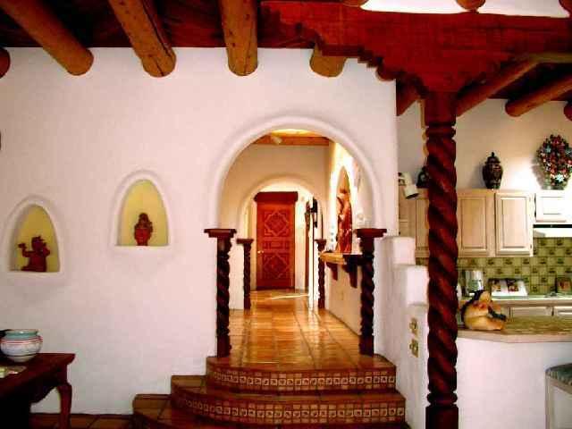 Romantic arches throughout - Casa Vista Grande - El Prado - rentals