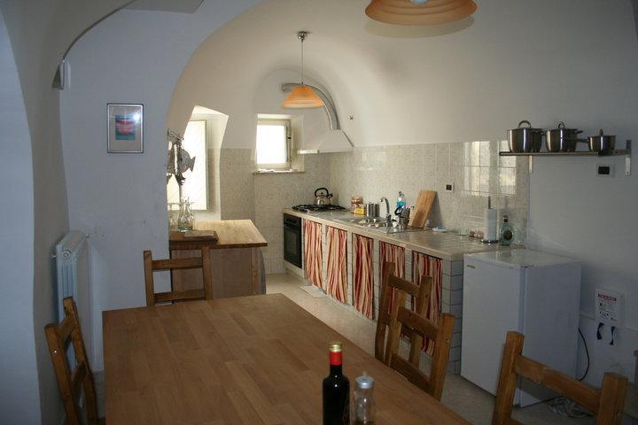 kitchen2 - Holiday Home Via Matteotti - Carovigno - rentals