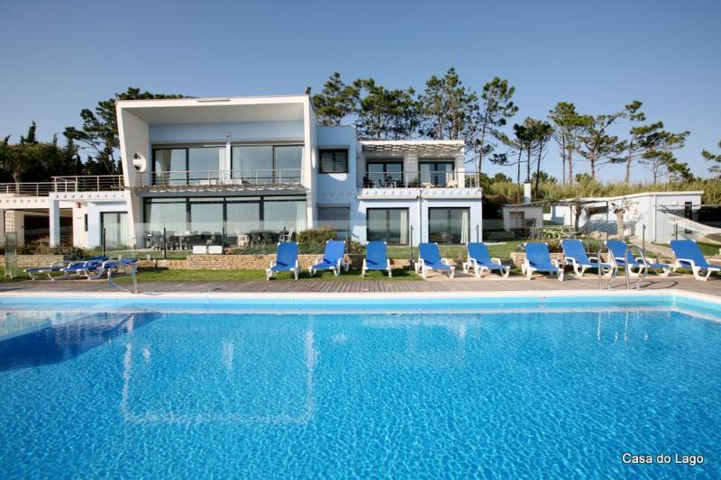 LIfe style and relax - Villa Casa do Lago - Caldas da Rainha - rentals