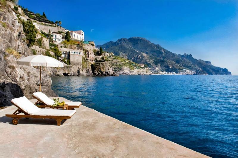 Villa Principessa Sea Access, Pool - Image 1 - Ravello - rentals