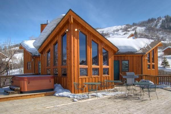 Ski Trail Lodge I - Image 1 - Steamboat Springs - rentals