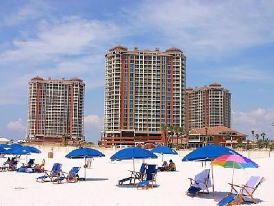 Portofino Beach - Portofino 2 Bed 2ba  Booking Memorial Day - Pensacola Beach - rentals