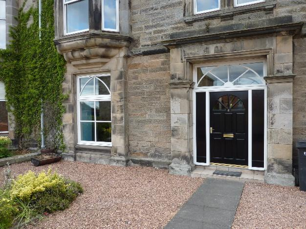 2 Melville Terrace Front Entrance - 5 Star self catering Anstruther Fife Nr St Andrews - Anstruther - rentals