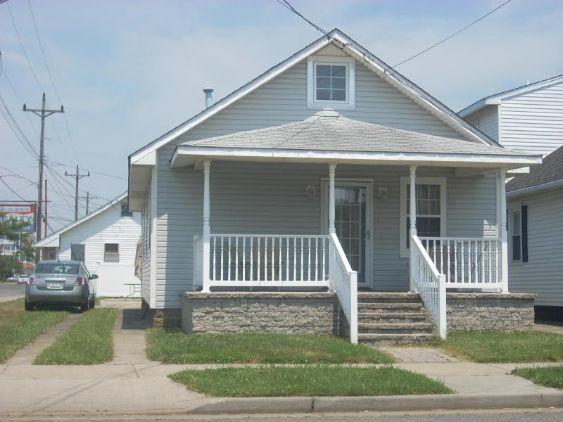 Front of House - 1 Week Remaining in 2014 8/17-24 - North Wildwood - rentals