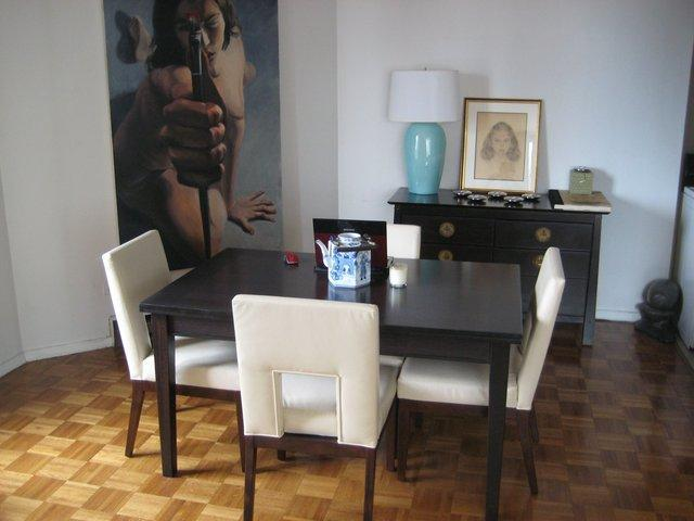 apt pics 7.10.10 I - Upper East Side Large 1-Bedroom Great View of Park - New York City - rentals