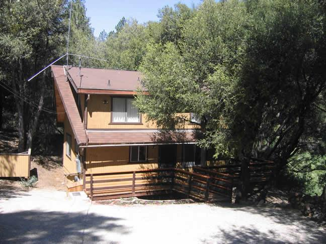Our beautiful cabin in Summer - Secluded,RomanticGetaway. Perfect for FamiliesToo! - Pine Mountain Club - rentals