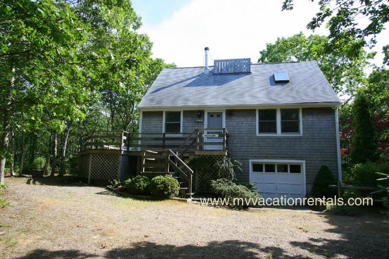 Exterior of House - MESSH - - Edgartown - rentals