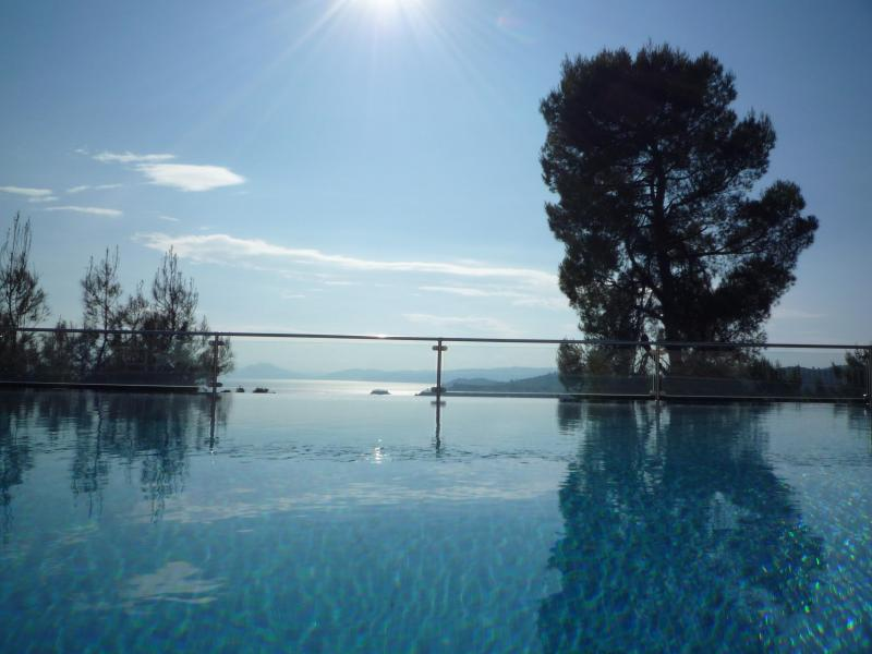 Private Pool View Over the Bay - Dream Rental Villa, Pool, Bay Views, Skiathos - Skiathos - rentals