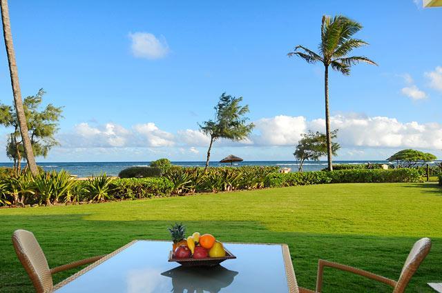 Lanai Oceanfront - Waipouli Beach Resort A104 - Kapaa - rentals