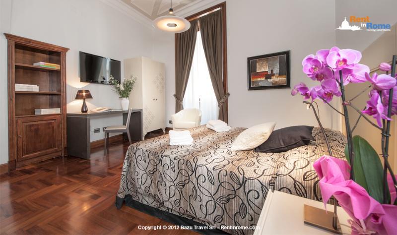 Bedroom - ELISA - Rome - rentals