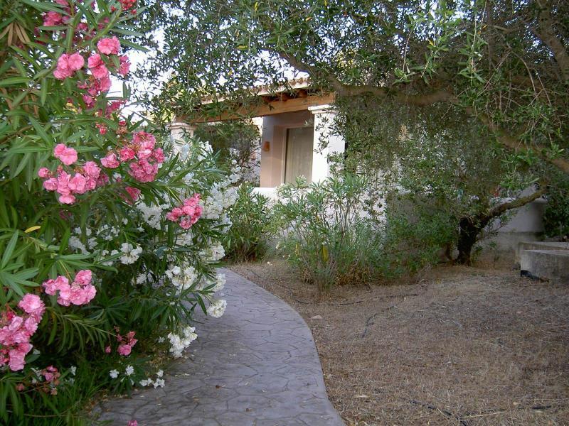 Outside view - Luxurious small villa in Vistabella - Ibiza  2/4 p - Sant Antoni de Portmany - rentals