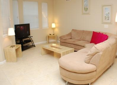 Comfort for the Whole Family In the Living Room - The Den at Terrace Ridge - Davenport - rentals